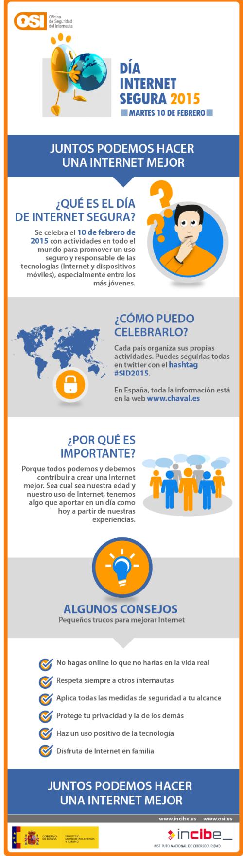 Objetivo crear juntos una internet mejor oficina de seguridad del internauta bibliotecas - Oficina de seguridad del internauta ...